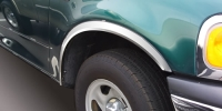 ford fender trim