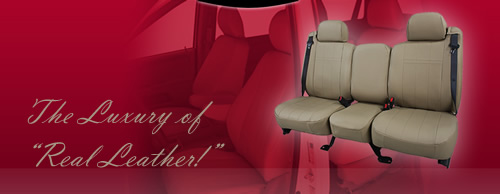 caltrend leather seats